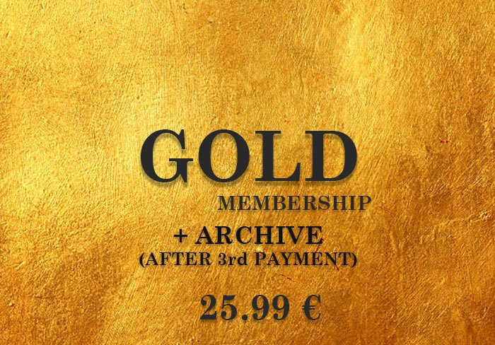 Gold + Archive